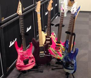 Kenta_guitars